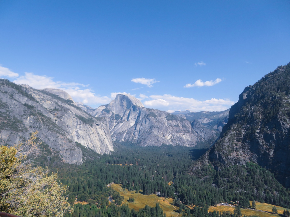 Yosemite: the ultimate unfit, non-gymming, slightly chubby student's guide to the NationalPark