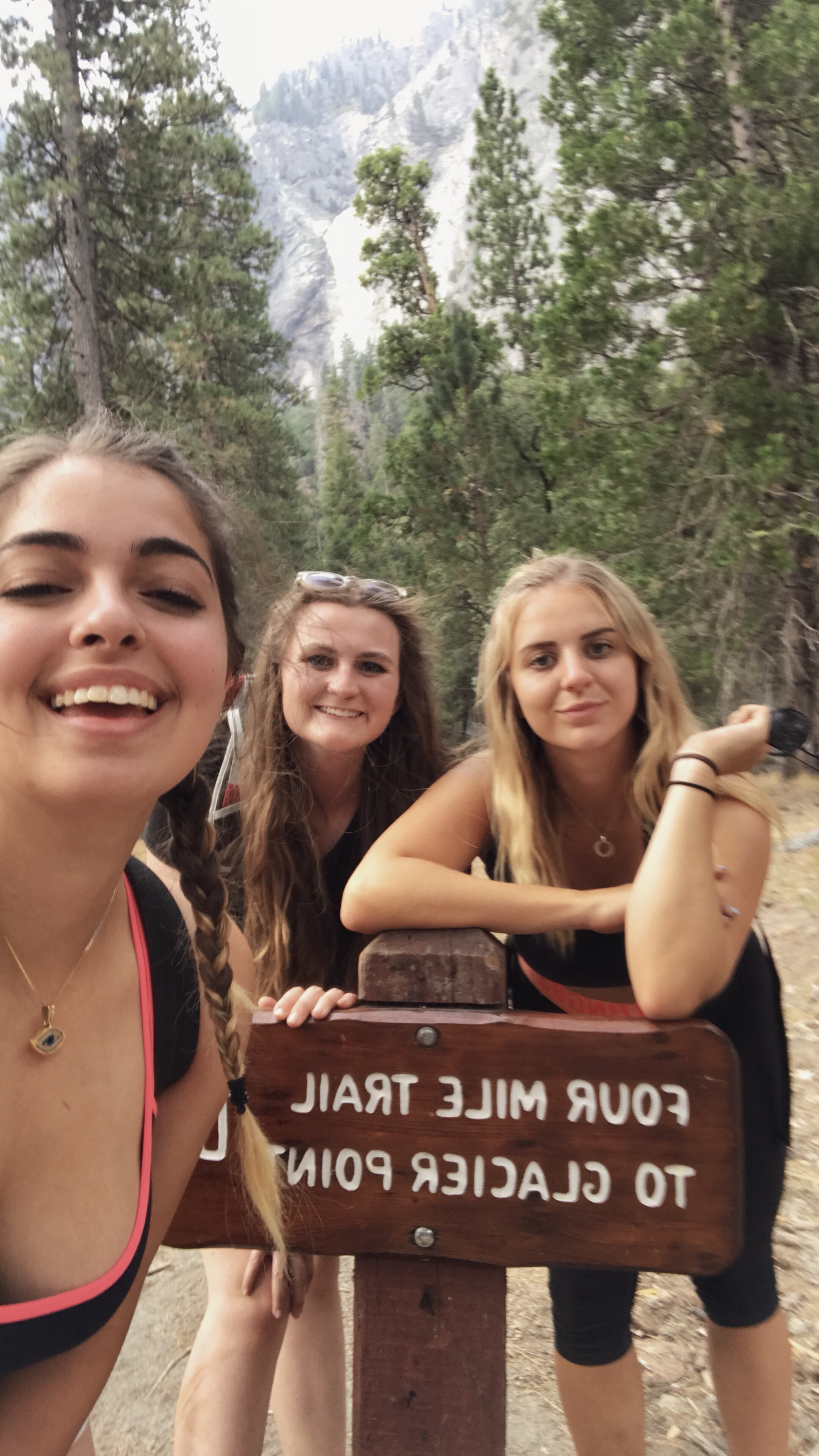 Four mile trail