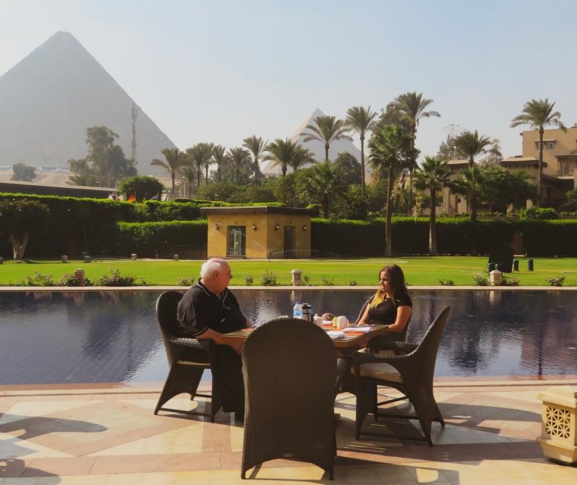 Mena House Cairo