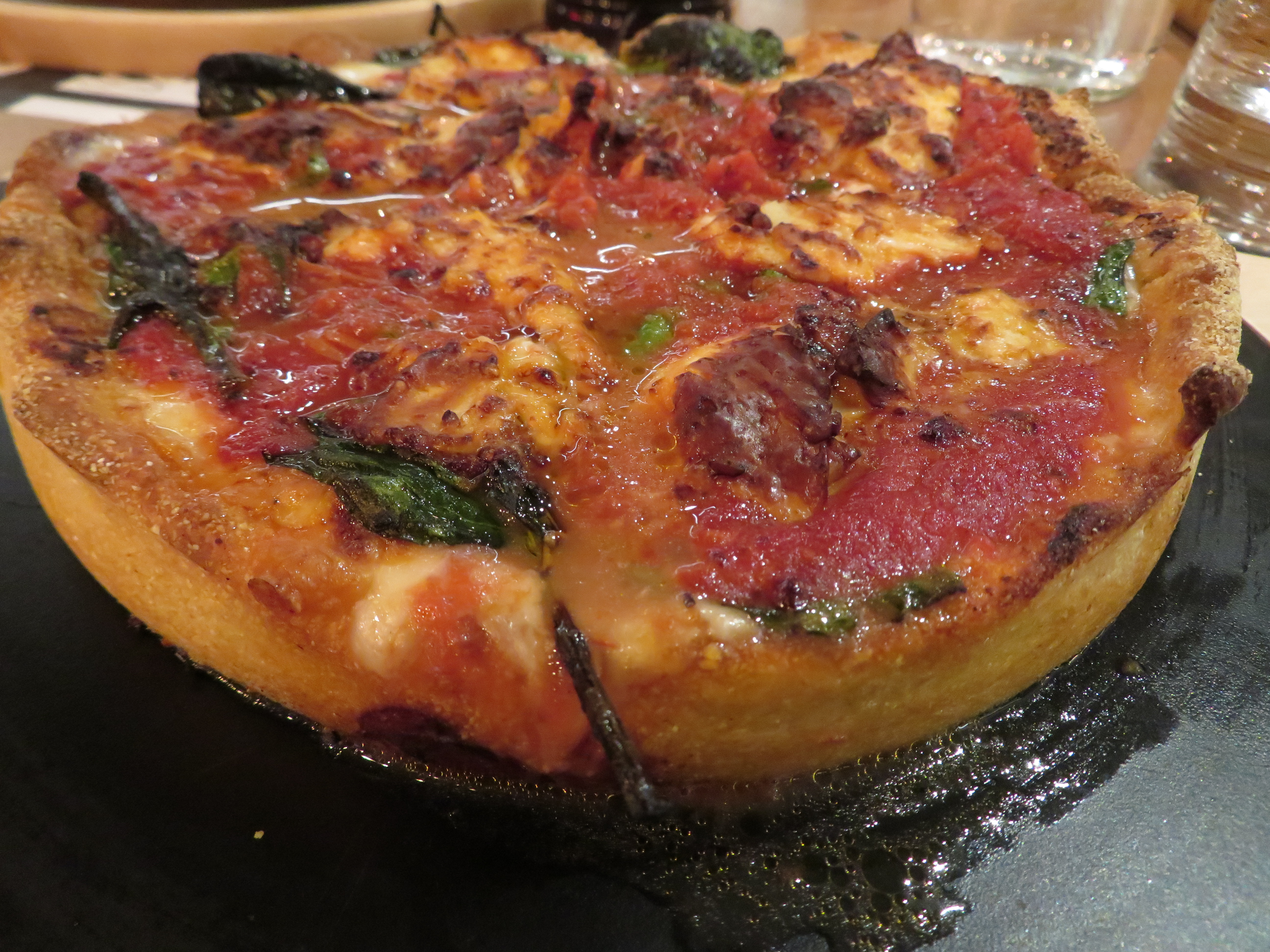 Find Chicago Style Pizza In London Just Jenny Lamb